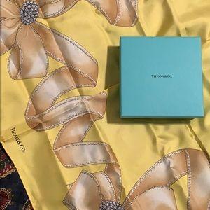 Tiffany & Co. Square Silk Scarf